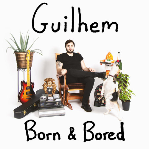 Guilhem - Born And Bored (Limited Edition - Pink Vinyl) [NEUF]