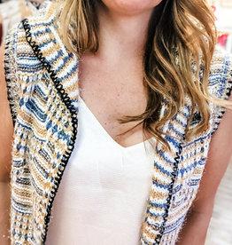 Very Moda Sedona Duster Sweater