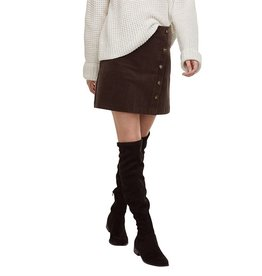 Mud Pie Asher Corduroy Skirt