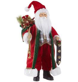 Raz Imports Santa Sit Around