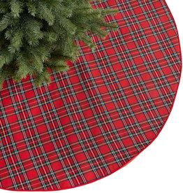 Plaid Tree Skirt
