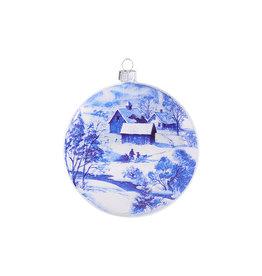 Raz Imports Off to Grandma's House Ornament
