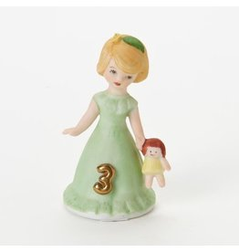 GROWING UP GIRLS GROWING UP GIRLS FIGURINE