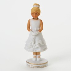 GROWING UP GIRLS GROWING UP GIRLS BLONDE FIRST COMMUNION