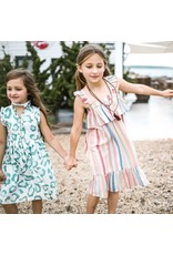 PINK CHICKEN AMALIA DRESS