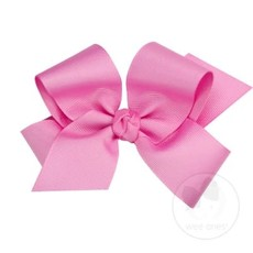 WEE ONES Medium Classic Grosgrain Hair Bow