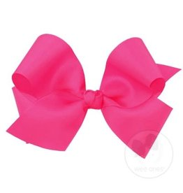 WEE ONES King Classic Grosgrain Hair Bow