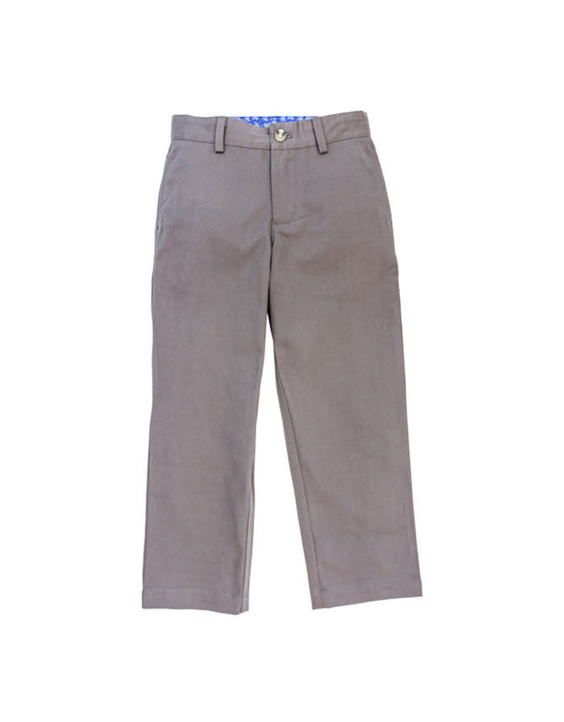 J.BAILEY PANT - PUTTY TWILL