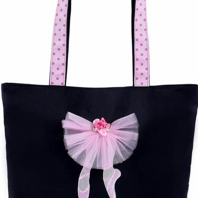 SASSI DESIGNS LTD. ON YOUR TOES TOTE