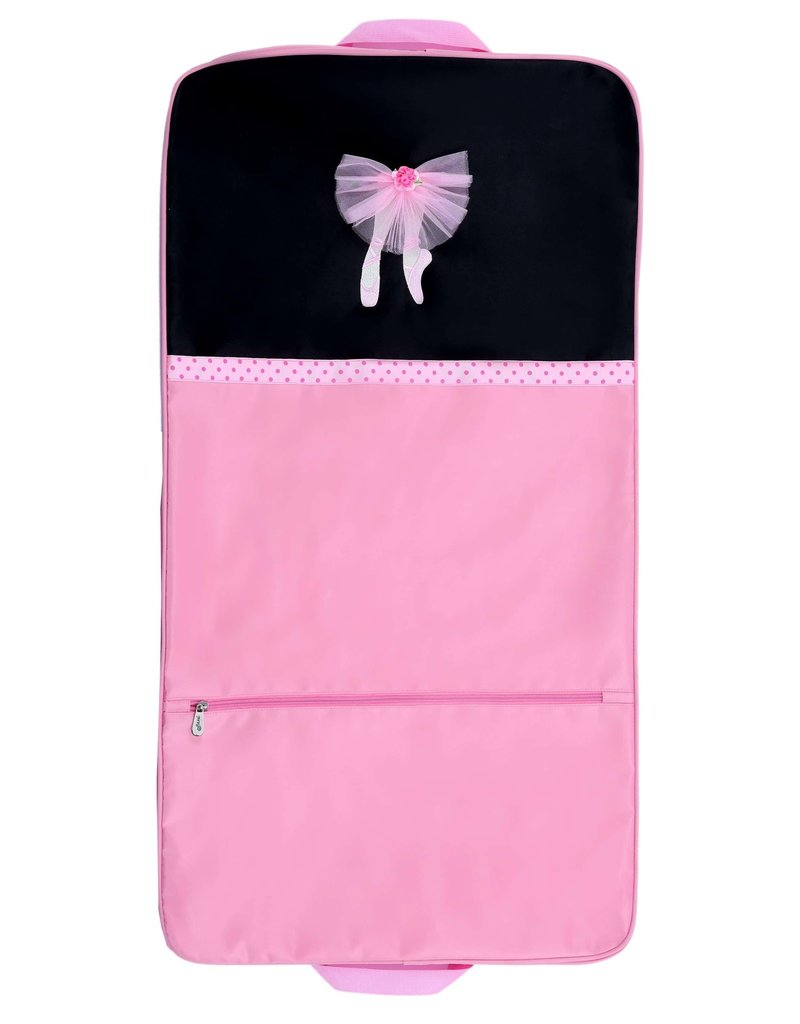SASSI DESIGNS LTD. ON YOUR TOES GARMENT BAG