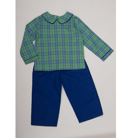 THE OAKS APPAREL COMPANY JASON KELLY TARTAN PANT SET