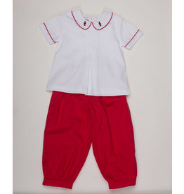 THE OAKS APPAREL COMPANY AUSTIN TOY SOLDIER PANT SET