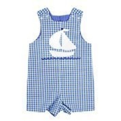 BAILEY BOYS Ship Ahoy Reversible John John