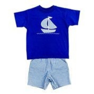BAILEY BOYS Ship Ahoy Short Set