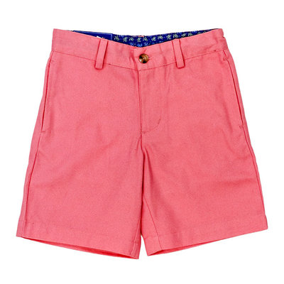 J.BAILEY TWILL SHORT- SHRIMP