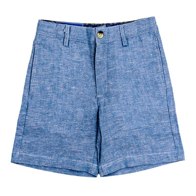 J.BAILEY SHORT- SKY LINEN
