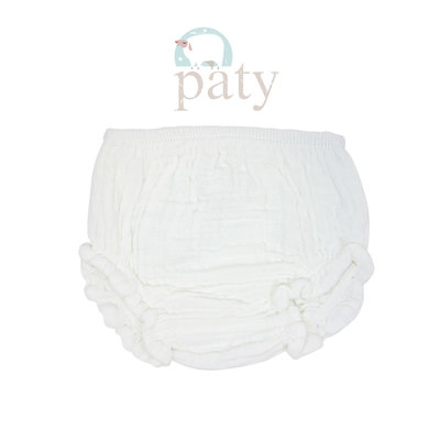 PATY MUSLIN/BAMBOO DIAPER COVER