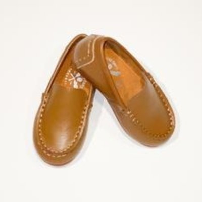 THE OAKS APPAREL COMPANY LT BROWN LOAFER