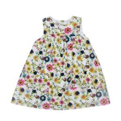 THE OAKS APPAREL COMPANY DARBY FLORAL DRESS
