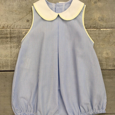 LULLABY SET JORDAN BUBBLE- BLUE STRIPE