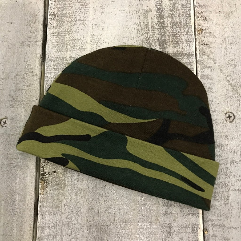 BEYOND THE RAINBOW CAMO CAP