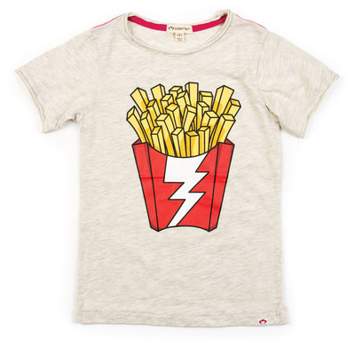 Appaman GRAPHIC SS TEE- SHAZAM FRIES