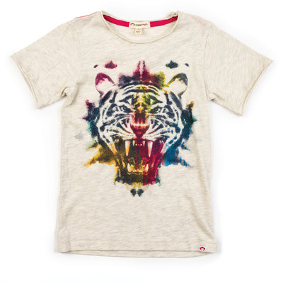 Appaman GRAPHIC SS TEE- SEEING TIGERS