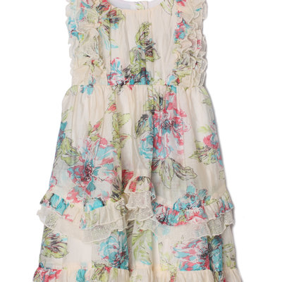 ISOBELLA & CHLOE FLEURETTE- DRESS