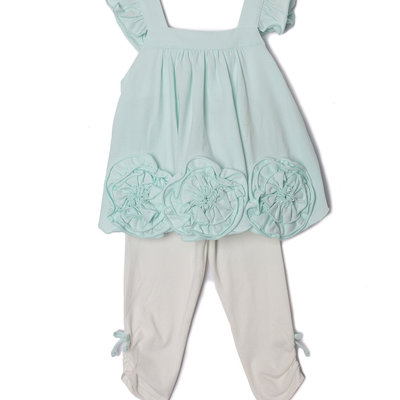 ISOBELLA & CHLOE FLORA DANCE- 2PC SET
