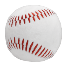 ISCREAM BASEBALL LARGE SQUISHIE