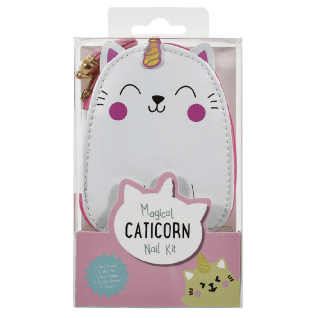 ISCREAM CATICORN NAIL KIT