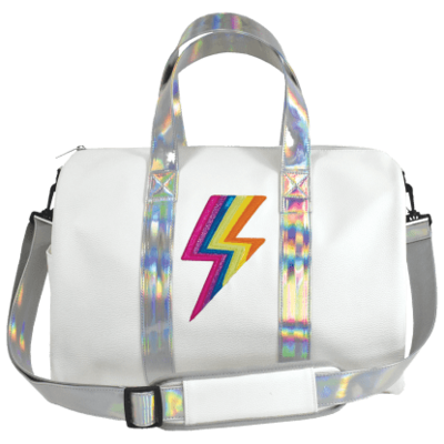 ISCREAM LIGHTNING DUFFLE BAG