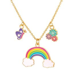PIGGY STORY CHARMING WHIMSY NECKLACE