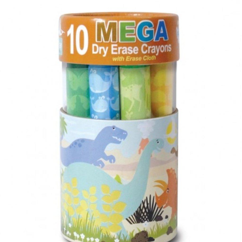 PIGGY STORY DRY ERASE MEGA CRAYON
