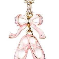 PIGGY STORY BALLET SHOE NECKLACE