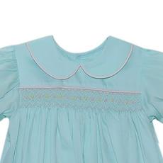 LULLABY SET MICHELLE DRESS- SEAFOAM