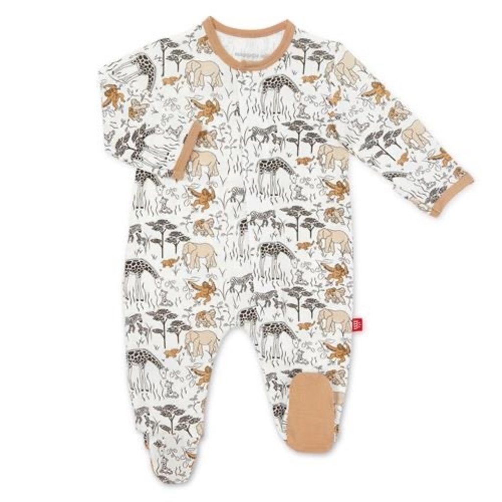 MAGNIFICENT BABY GREAT MIGRATION MODAL MAGNETIC FOOTIE