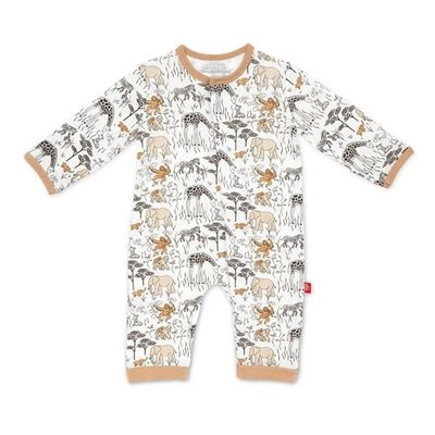 MAGNIFICENT BABY GREAT MIGRATION MODAL MAGNETIC COVERALL