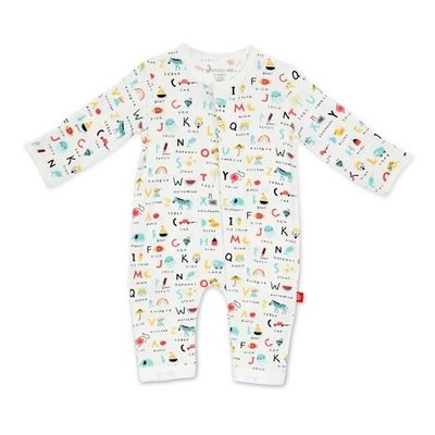 MAGNIFICENT BABY MODAL MAGNETIC COVERALL