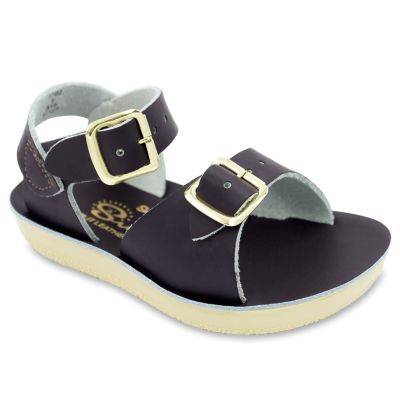 HOY SHOE COMPANY 1702 - SURFER BROWN