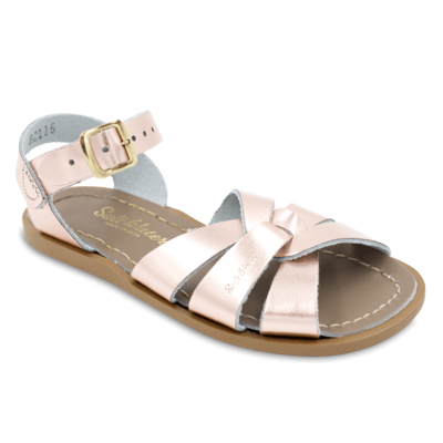 HOY SHOE COMPANY 821- SALT WATER ROSE GOLD