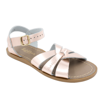 HOY SHOE COMPANY 821- LADIES SALT WATER ROSE GOLD