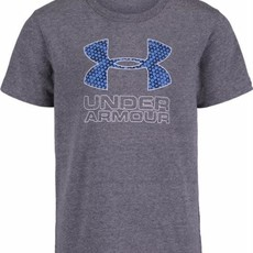 UNDER ARMOUR UA DIVERGE MULTI BIG LOGO SS