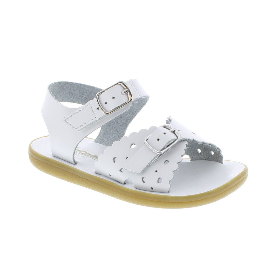 FOOTMATES ARIEL-WHITE
