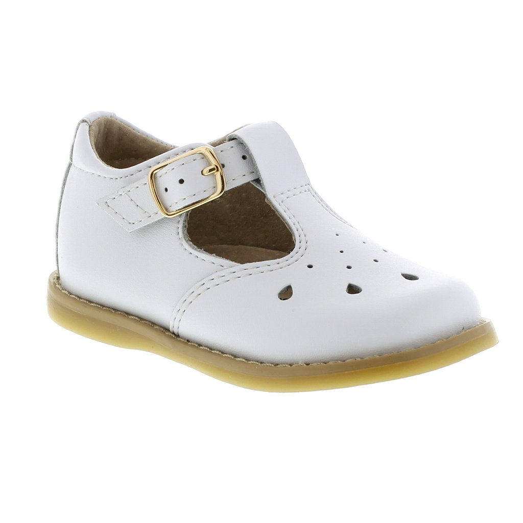 FOOTMATES HARPER - WHITE