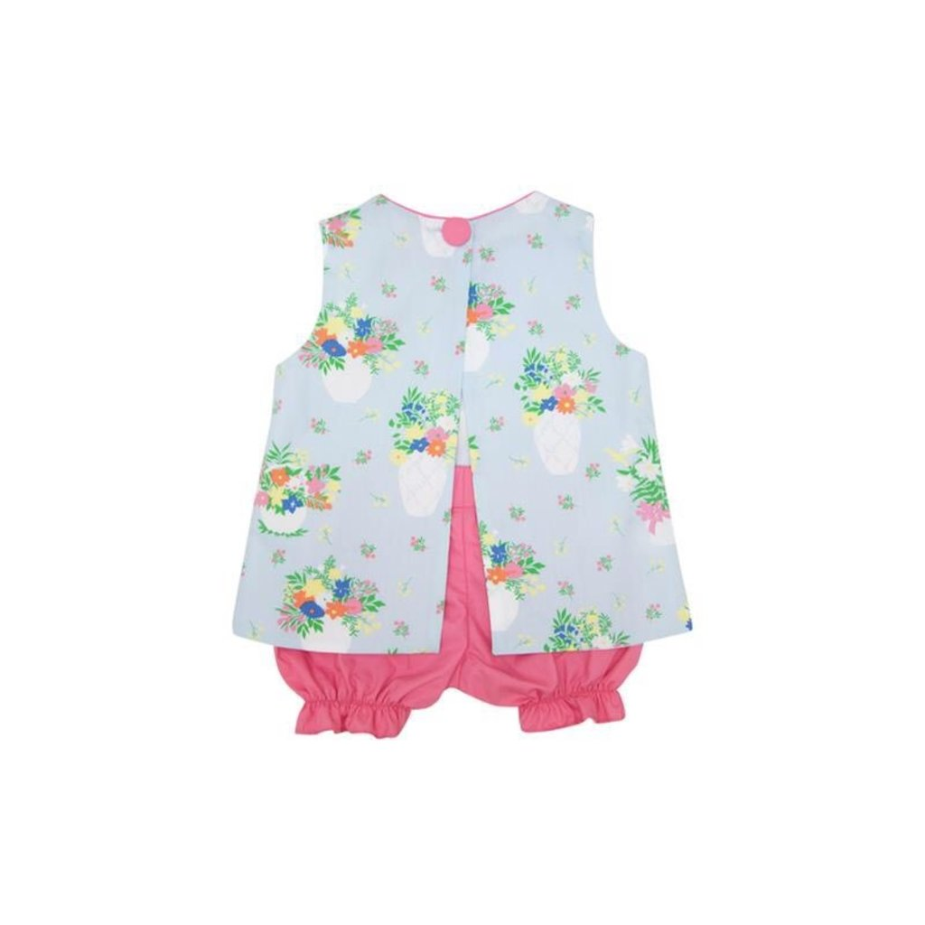 THE BEAUFORT BONNET COMPANY LUCY BOONE BUTTON BLOOMER SET