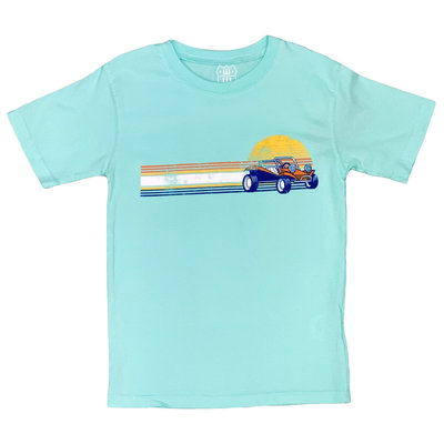 WES AND WILLY DUNE BUGGY SS TEE