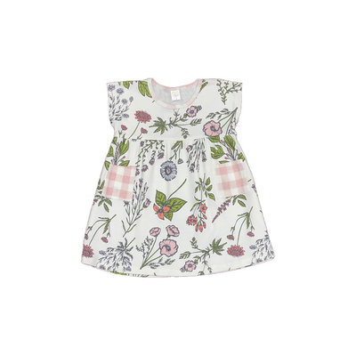 TESA BABE PRAIRIE FLOWERS DRESS