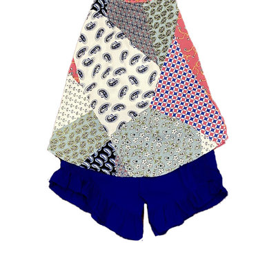 STRAPPY TANK AND BREEZY SHORT