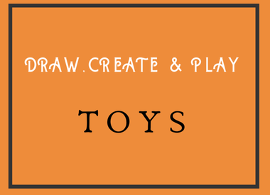DRAW, CREATE, AND PLAY